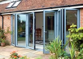 bifold patio doors. Bi-folding Doors Vs. New Wave Doors: The Patio - Mendip Conservatories Bifold