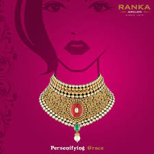Ranka Jewellers Jewellery Designs Slay Your Look With Breathtaking Necklaces From Ranka