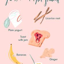 Light Breakfast Ideas For Upset Stomach The Six Best Foods For An Upset Stomach