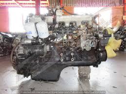 NISSAN CABSTAR -TD42 4.2L TURBO DIESEL Engine   Junk Mail