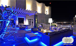 amazing outdoor lighting. LED Lighting Opens Up Outdoor Design Amazing L