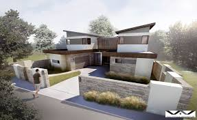 Butterfly House Modern Home Design Architect Austin San