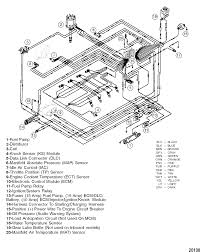 1997 mercruiser 454 wiring diagram mercruiser cooling system marine engine wiring harness at Mercruiser Wiring Harness