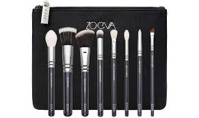 basics low make up for you professional portable beauty makeup brush set with pink bag makeup brush