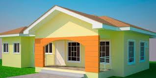 kwaku 3 bedroom house plan in ghana gh 2 150