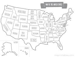 Small Picture United States Map To Color Thefreebiedepot Printable Map Of The