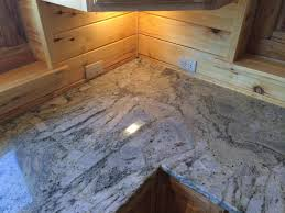 Mesquite Granite Kitchen Gunnison CO