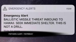 Image result for under siege hawaiian false missile fallout