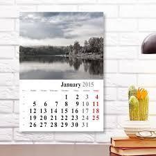 Custom Photo Calender Custom Calendars Affordable High Quality Plum Grove