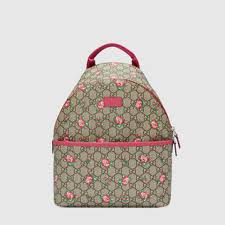 gucci bags for girls. children\u0027s gg rose bud backpack gucci bags for girls \