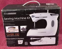 Living Solutions Sewing Machine Kit
