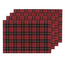 Designers Collection Placemats Amazon Com Wallace 4pc Organic Cotton Sateen Cloth Placemat
