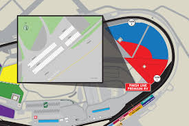 New Premium Infield Rv Area Near Talladega Superspeedways