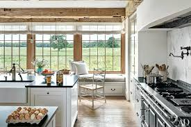 rustic farmhouse kitchen farmhouse kitchens with undeniable charm photos architectural digest rustic farmhouse kitchen curtains