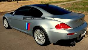 2006 Bmw M6 (coupe 2 - Door) 5. 0l Customized