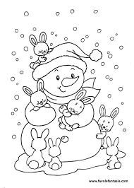 Disegni Di Natale Da Colorare Favole E Fantasia