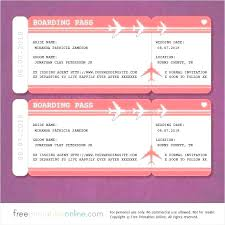 Ticket Template Pages