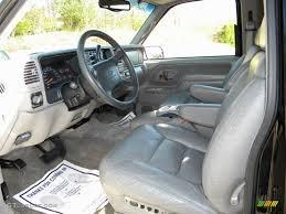 Pewter Interior 1997 Chevrolet Tahoe LT 4x4 Photo #40649622 ...