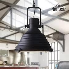 Us 14225 48 Offhotelhalle Schmiedeeisen Industriebeleuchtung Vintage Schwarz Beleuchtung Cebar Küche Insel Kronleuchter Antike Deckenleuchte In