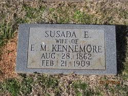 """Susada E. """"Addie"""" Alexander Kennemore (1862-1909) - Find A Grave Memorial"""