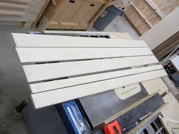 diy table saw fence. how to make a wooden table saw fence diy l
