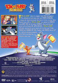 Tom & Jerry: Movie / Full Dub Sub Dol Ecoa Rpkg DVD Region 1 NTSC US  Import: Amazon.de: DVD & Blu-ray