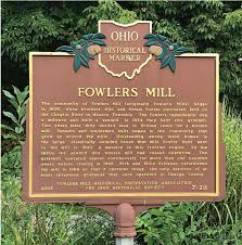built in 1834 by hiram and milo fowler fowler s mill was a working mill for generations rick and billie erickson were enchanted by the creek side property