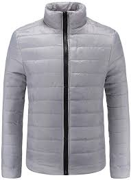 FANSHONN <b>Mens</b> Long Sleeve Winter Warm Solid Color Cardigan ...