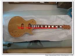 gibson les paul diy guitar kits