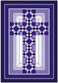 Religious Cross Quilt Patterns