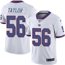 Lawrence Taylor Jersey Color Rush