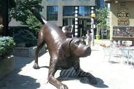 large outdoor statues stone angel horse bear foo dog