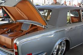 Rolls Royce Silver Shadow With Hemi Engine Named Worlds Fastest By