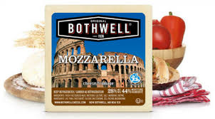 bothwell cheese is also used on the holmy s pizzas which e in 12 inch or 15 inch sizes varieties include family favourites such as cheese canadian
