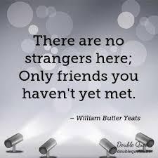 Yeats Quotes Mesmerizing Strangers William Butler Yeats Quotes Collected Quotes From William