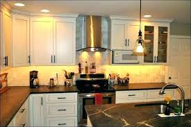 hickory cabinet doors new stained hickory cabinets grey cabinet doors modern kitchen in maple black and