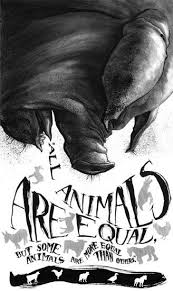 best animal farm images farms the farm and book  all animals are equal but some animals are more equal than others george
