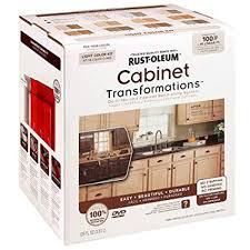 Kitchen Cabinet Resurfacing Kit Best Amazon RustOleum Cabinet Transformations 48 Small Kit