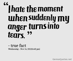Anger Quotes New Anger Quotes Uploaded By Quotes Sayings On We Heart It