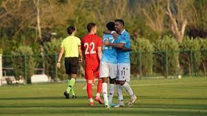 Trabzonspor, Ümraniyespor'u 5-3 mağlup etti - Haber Turek