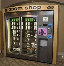 New Vending Machines Technology Interesting IPod Vending Machine From Zoom Systems TechRepublic