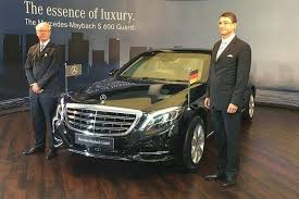 It is the model that is closest to the original maybach cars but technologically far ahead of those. Mercedes Maybach S600 Guard Safest Car On Earth Priced At Rs 10 5 Crore In India The Financial Express