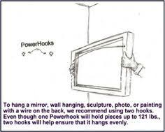 powerhook heavy duty picture hook want to hang something heavy on your wall without nails or anchors then you have to check out powerhook www  on hang heavy wall art with powerhook heavy duty picture hook want to hang something heavy on