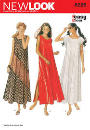 Sewing Patterns For Dresses Beauteous Amazon New Look Sewing Pattern 448 Misses Dresses Size A 48