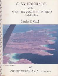 9780969141273 Charlies Charts Of The Western Coast Of
