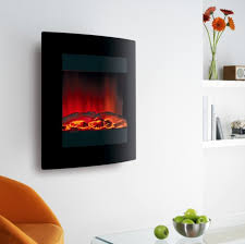 ebony electric fire from superior fires
