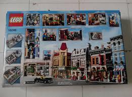 lego office. Jual Original Lego Creator Detective Office 10246. New. Segel Murah