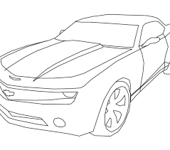 Small Picture Coloring Pages About Camaros Coloring Coloring Pages