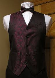 Patterned Tuxedo Unique Imperial Patterned Tuxedo Vest