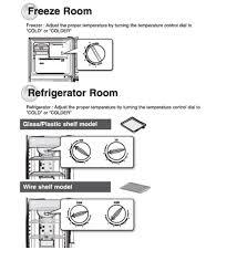 samsung refrigerator temperature settings. Fine Temperature Top Mount Control Panel And Test Function Inside Samsung Refrigerator Temperature Settings F